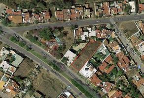 Foto de terreno habitacional en venta en avenida del tesoro , cerro del tesoro, san pedro tlaquepaque, jalisco, 12666625 No. 01