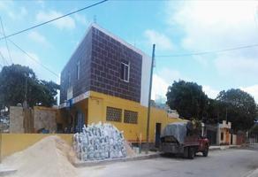 Foto de edificio en venta en avenida diagonal tulúm manzana 3 lote 6 , supermanzana 75, benito juárez, quintana roo, 7238465 No. 01