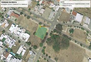 Foto de terreno habitacional en renta en avenida diamantes , residencial esmeralda norte, colima, colima, 17979645 No. 01