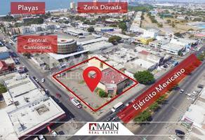 Foto de terreno comercial en venta en avenida ejercito mexicano , palos prietos, mazatlán, sinaloa, 14675168 No. 01