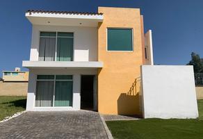Foto de casa en venta en avenida el capulin , san mateo cuanala, juan c. bonilla, puebla, 0 No. 01