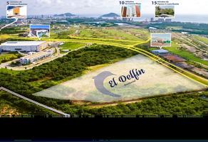 Foto de terreno habitacional en venta en avenida el delfin , marina mazatlán, mazatlán, sinaloa, 13773475 No. 01