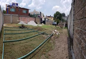 Foto de terreno industrial en venta en avenida el jaguey esquina ignacio allende , san mateo, metepec, méxico, 8661382 No. 01