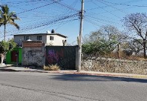 Foto de terreno habitacional en venta en avenida emiliano zapata , lomas de trujillo, emiliano zapata, morelos, 12895645 No. 01