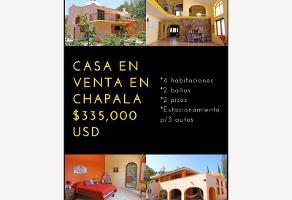 Foto de casa en venta en  , chapala centro, chapala, jalisco, 6225358 No. 01
