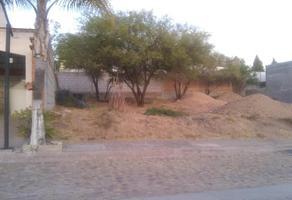 Foto de terreno habitacional en venta en avenida eugenio garza sada , la piedra, jesús maría, aguascalientes, 0 No. 01