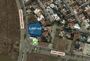 Foto de terreno comercial en renta en avenida eugenio garza sada. , villas del campestre, león, guanajuato, 19016922 No. 01