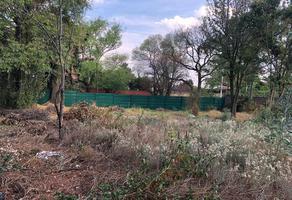 Foto de terreno habitacional en venta en avenida explanada , lomas de chapultepec ii sección, miguel hidalgo, df / cdmx, 19050173 No. 01