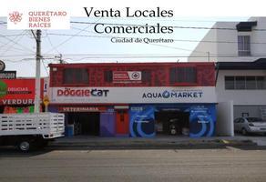 Foto de local en venta en avenida ezequiel montes sur 10207, lomas de pasteur, querétaro, querétaro, 0 No. 01