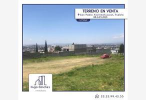 Foto de terreno habitacional en venta en avenida ferrocarril 11, san pablo xochimehuacan, puebla, puebla, 8906797 No. 01