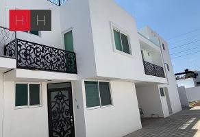 Foto de casa en venta en avenida ferrocarril , lázaro cárdenas, san pedro cholula, puebla, 14124015 No. 01