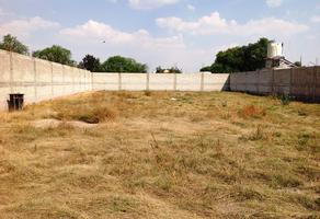 Foto de terreno habitacional en venta en avenida francisco i madero , central, nextlalpan, méxico, 5532246 No. 01