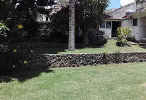Foto de terreno habitacional en venta en avenida francisco villa , rancho cortes, cuernavaca, morelos, 5787783 No. 01