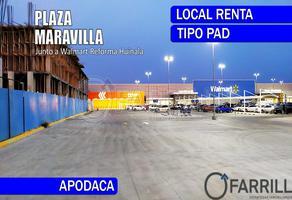 Foto de local en renta en avenida gaspar castaño s/ n, el campanario, apodaca, nuevo león, 0 No. 01