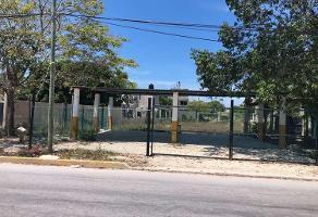 Foto de terreno comercial en venta en avenida gaston alegre loez , región 240, benito juárez, quintana roo, 0 No. 01