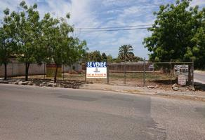 Foto de terreno comercial en venta en avenida general fernando cuén , pemex, culiacán, sinaloa, 14471919 No. 01