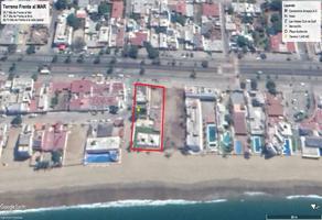 Foto de terreno habitacional en venta en avenida general lázaro cárdenas 1578-a , playa azul, manzanillo, colima, 7305979 No. 01