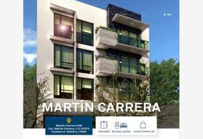 Foto de departamento en venta en avenida general martin carrera 38, martín carrera, gustavo a. madero, df / cdmx, 0 No. 01