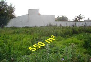 Foto de terreno habitacional en venta en avenida granadas , ejidal emiliano zapata, ecatepec de morelos, méxico, 16142631 No. 01