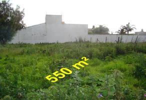 Foto de terreno habitacional en venta en avenida granadas , san cristóbal, ecatepec de morelos, méxico, 17140357 No. 01