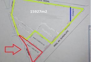 Foto de terreno habitacional en venta en avenida guadalupe , colinas de la primavera, zapopan, jalisco, 11998948 No. 01