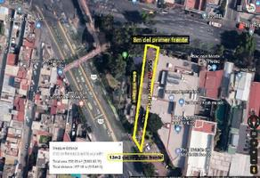 Foto de terreno comercial en renta en avenida guadalupe i. ramírez , barrio san marcos, xochimilco, df / cdmx, 0 No. 01