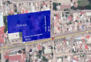 Foto de terreno comercial en renta en avenida guanajuato esquina nicolás calvo , presidentes de méxico, león, guanajuato, 18922228 No. 01