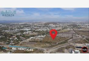 Foto de terreno comercial en venta en avenida hércules 3, ámsterdam, corregidora, querétaro, 15347383 No. 01