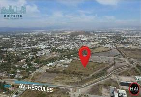 Foto de terreno comercial en venta en avenida hércules , san josé de los olvera, corregidora, querétaro, 0 No. 01