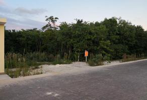 Foto de terreno habitacional en venta en avenida huayacan 1, residencial cumbres, benito juárez, quintana roo, 0 No. 01