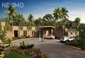 Foto de terreno habitacional en venta en avenida huayacan 74, supermanzana 527, benito juárez, quintana roo, 21203043 No. 01