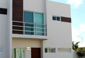 Foto de casa en renta en avenida huayacán , abc, benito juárez, quintana roo, 10777862 No. 01