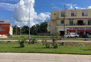 Foto de terreno habitacional en venta en avenida huayacan , cancún centro, benito juárez, quintana roo, 0 No. 01