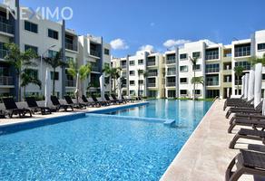 Foto de departamento en renta en avenida huayacan kilometro 4 120, supermanzana 312, benito juárez, quintana roo, 20931859 No. 01