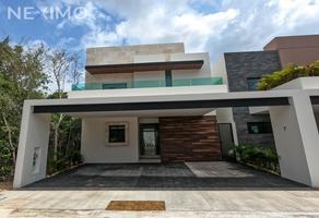 Foto de casa en venta en avenida huayacan , supermanzana 57, benito juárez, quintana roo, 20263692 No. 01