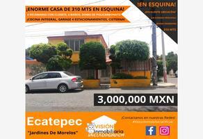 Foto de casa en venta en avenida ignacio lopez rayón 5, jardines de morelos sección cerros, ecatepec de morelos, méxico, 0 No. 01