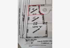 Foto de terreno habitacional en venta en avenida ignacio sandoval. lote