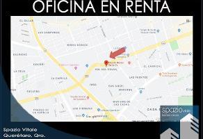 Foto de oficina en renta en avenida ignacio zaragoza , el prado, querétaro, querétaro, 13987871 No. 01