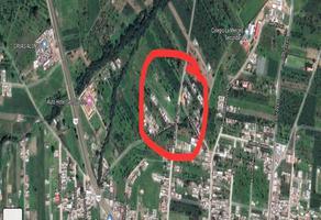 Foto de terreno comercial en venta en avenida ignacio zaragoza huejotzingo , puebla (hermanos serdán), huejotzingo, puebla, 11882835 No. 01