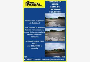 Foto de terreno habitacional en renta en avenida ilustres veracruzanos 1, lomas de tarimoya, veracruz, veracruz de ignacio de la llave, 10211310 No. 01