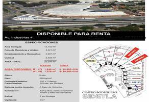 Foto de bodega en renta en avenida industrias 4355, zona industrial, san luis potosí, san luis potosí, 0 No. 01