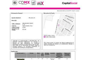 Foto de terreno habitacional en venta en avenida insurgentes norte , santa isabel tola, gustavo a. madero, df / cdmx, 0 No. 01