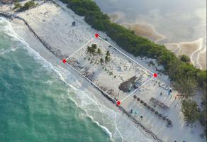Foto de terreno habitacional en venta en avenida isla blanca lote 66 , isla blanca, isla mujeres, quintana roo, 0 No. 01