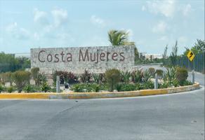 Foto de terreno habitacional en venta en avenida isla blanca lote 67 , isla blanca, isla mujeres, quintana roo, 0 No. 01