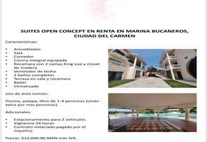 Foto de departamento en renta en avenida isla de tris , plutarco elías calles, carmen, campeche, 16409563 No. 01