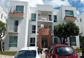 Foto de departamento en venta en avenida izamal , supermanzana 38, benito juárez, quintana roo, 20079123 No. 01
