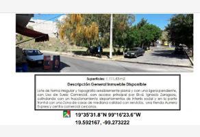 Foto de terreno habitacional en venta en avenida jalisco 8, ex-hacienda el pedregal, atizapán de zaragoza, méxico, 10355315 No. 01
