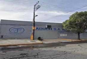 Foto de bodega en venta en avenida jalisco , santa maría aztahuacan ampliación, iztapalapa, df / cdmx, 0 No. 01