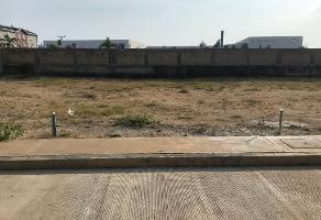 Foto de terreno habitacional en venta en avenida javier anaya villazón 108 fraccionamiento mar residencial , el tesoro, coatzacoalcos, veracruz de ignacio de la llave, 12816307 No. 01