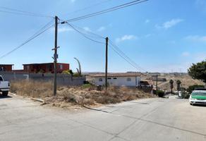 Foto de terreno habitacional en venta en avenida jesus perez 0, colinas de rosarito 1a. sección, playas de rosarito, baja california, 15822685 No. 01